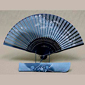 Sensu Japanese folding fans-Aino machi For Ladies with box